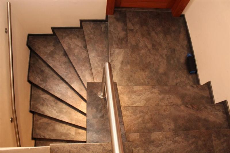 Плитка для лестницы своими руками 399